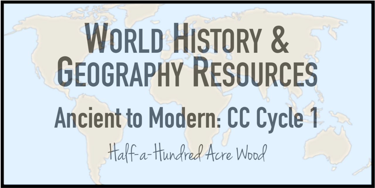 World history geography resources ancient through modern half a cc cycle 1 history geography resources fandeluxe Choice Image