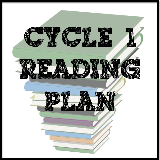 Classical Conversations Cycle 1 Resources