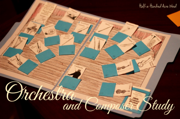 Classical Music: Orchestra & Composer Study : Half a Hundred
