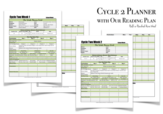 Classical conversations archives page 13 of 62 half a hundred cycle 2 planner with reading plan fandeluxe Gallery